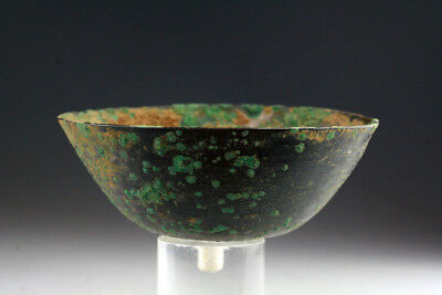 *SC* CHOICE BACTRIAN / WESTERN ASIAN BRONZE BOWL, 2nd Mill BC!!