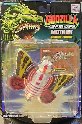 MOTHRA Action Figure - Trendmasters 1994 - MIP - Godzilla King Of The Monsters