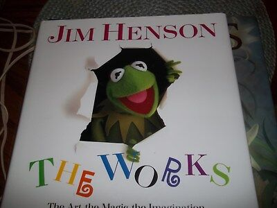 "Muppet's  Jim Henson  ""the  Works"" Book"