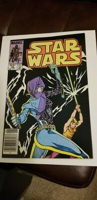 Star Wars #96 (1985) Vf+ High Grade Low Print Late Later Issue Look At My Auctio