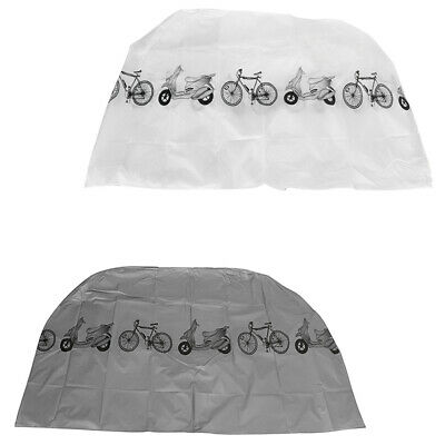 Bicycle Cycling Rain Cover Dust Waterproof Resistant Outdoor Protector Cover
