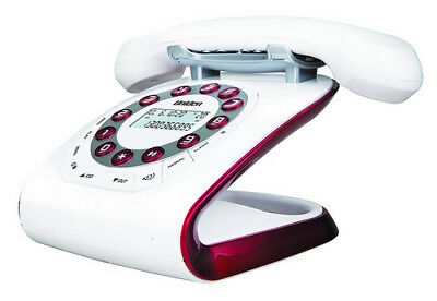 Uniden Modro 35- Retro Style Cordless Phone- Dect Digital Technology