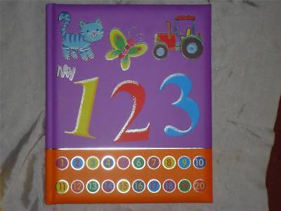 My 123 Book - Brand New