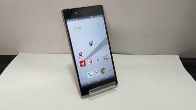Docomo Xperia Z5 SO-01H Pink Sony Unlocked Android SmartPhone F/S