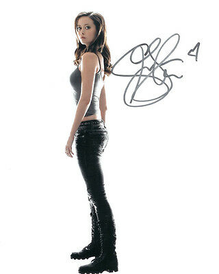 ** SUMMER GLAU ** TERMINATOR** Autographed 8x10 Glossy RP*-