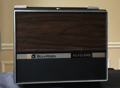 Bell & Howell Autoload 462 A Motion Picture Projector