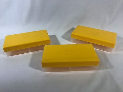 Kodak Projector Slide Boxes x3