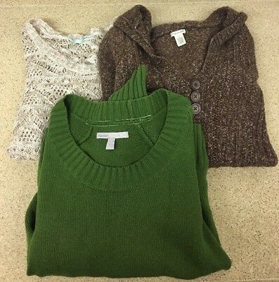 2 Maurices 1 Old Navy Womens Ladies Tops Shirts Lot 3 Very Nice Small S