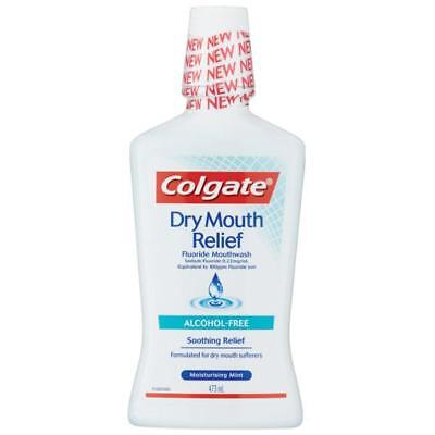 Colgate Dry Mouth Rinse 473ml