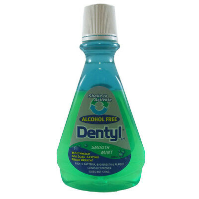 Dentyl pH Mouth Wash Mint 500ml (Alcohol Free)