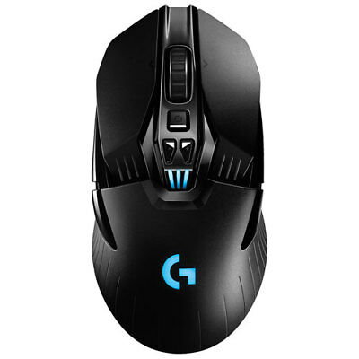 Logitech G903 Lightspeed RGB LED Wired/Wireless USB Optical Gaming Mouse