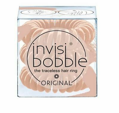 INVISIBOBBLE BC Make-Up Your Mind Kaffee Haargummis 3 pack