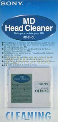 Sony MD8HCL Mini Disc Head Cleaner (MD-8HCL)
