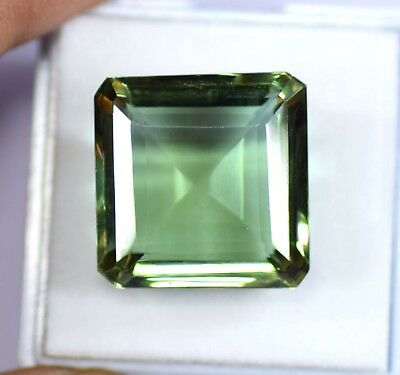 Best Deal 45.90 Carat EGL Certified Color Changing Alexandrite Loose Gemstone