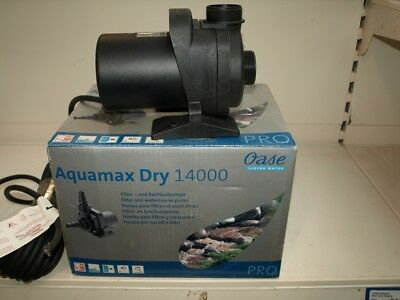 Oase Aquadry 14000 Filter and Watercourse Pump  Stock Clearance Shop Closing
