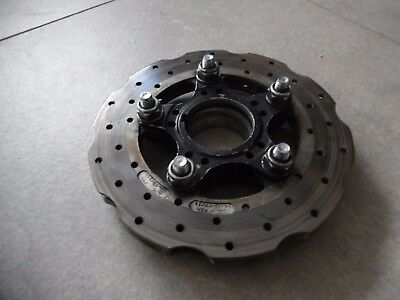 Go kart CRG Ven05 rear brake disc & carrier / Go kart