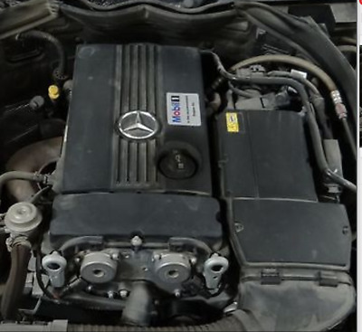 MERCEDES BENZ W204 C180 C 180 Kompressor 1 8 271 952 156 PS