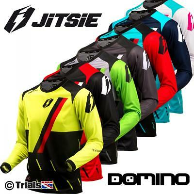 2018 Jitsie Domino Race Trials Shirt-SPECIAL LOW PRICE OFFER