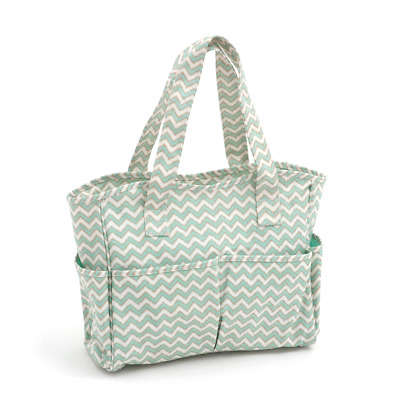 Hobby Gift 'Scribble Chevron' Craft Bag 12.5 x 39 x 35cm (d/w/h)