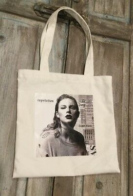 Taylor Swift Now Reputation Pop Up Shop Tote Bag - NYC New York Exclusive