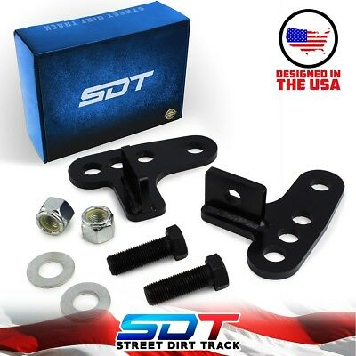 """2000-2015 Harley Sportster 883 1200 Adjustable Lowering Kit 1"""" 2"""" 3"""" Inches"""