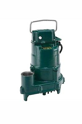 Zoeller N153 - 1/2 HP Cast Iron High Head Effluent/ Sump Pump