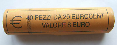 Original Roll 20 Cent 2005 San Marino Rare