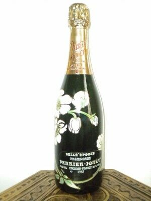 champagne perrier jouet special reserve 1983 BELLE EPOQUE