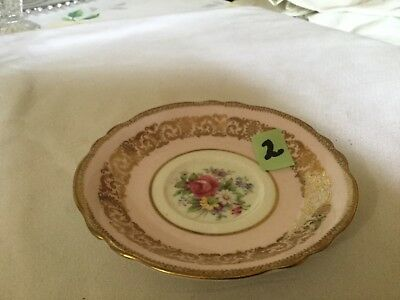 Paragon Bone China Saucer Only England     Dw