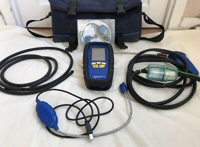 Anton Sprint V3 Gas Analyser With Accessories