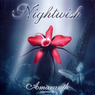 "NIGHTWISH ‎- Amaranth Version 1 / Vinyl 12"" MLP (Limited numbered Picture Disc)"