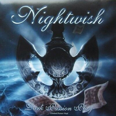 NIGHTWISH ‎- Dark passion play / Vinyl 2LP (Limited 2-Picture Disc · 2007)