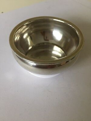 Solid Silver Ashtray 1929