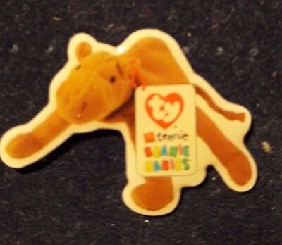 Original Mcdonald Mcdonald MCD PIN Badge-Teenie Beanie Babies Humphrey the Camel