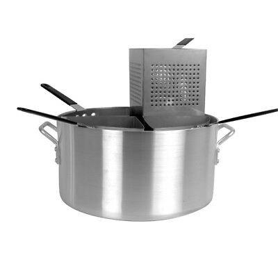 Commercial Aluminum Sectional Pasta Cooker