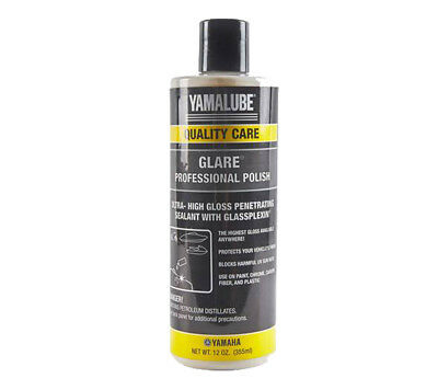 Genuine Yamalube Glare Professional Motorcycle & Car Polish (Acc-Yamag-La-Re)