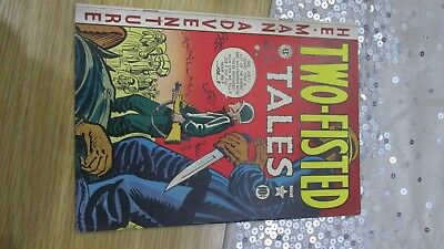 Two-Fisted Tales (1951) No 20 Vol 1 Mar - Apr