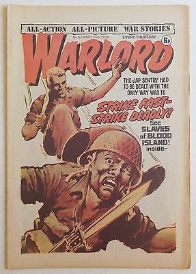 WARLORD Comic #83 - 24th April 1976