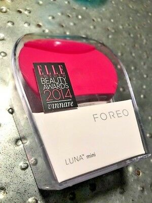 Brand new (never opened) Foreo Luna (mini) T-Sonic facial cleansing brush