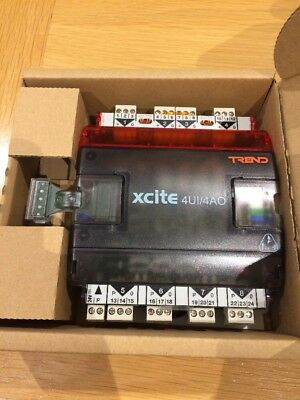 Trend IQ3 Xcite IO Module 4UI/4AO Brand New In The Original Box
