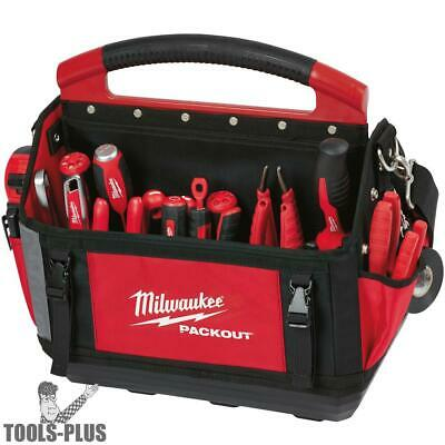 """Milwaukee 48-22-8315 15"""" PACKOUT Tool Tote New"""