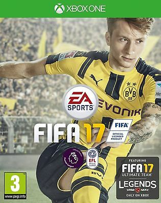 FIFA 17 (Xbox ONE) - PRISTINE Condition - Super QUICK Delivery Absolutely FREE!