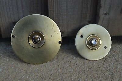 Vintage Light Switch and Bell