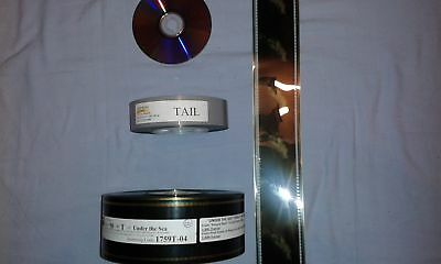 IMAX 70mm UNDER THE SEA 2009 TRAILER/FILM/MOVIE/FLAT/TEASER/BANDE (15/70) + 35mm