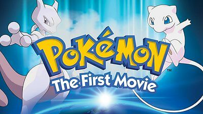 35mm POKEMON 1 FEATURE FILM/MOVIE/PELLICOLA/FLAT/TRAILER/TEASER/BANDE ANIME アニメ