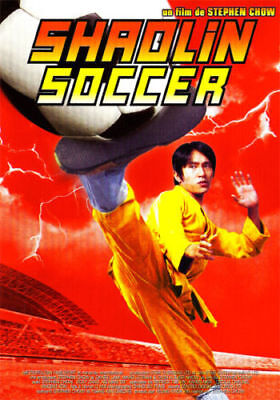 35mm SHAOLIN SOCCER TRAILER/FILM/MOVIE/FLAT/TEASER/BANDE