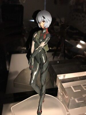 Banpresto Kuji Prize C Evangelion 3.0 New Movie Q Rei Ayanami Plug Suit Figure