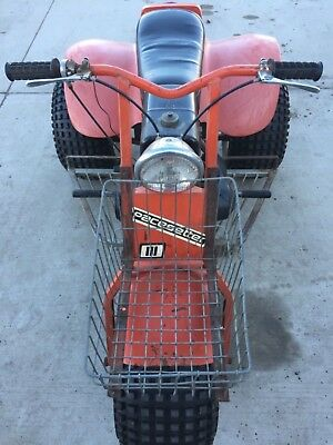 Pacesetter III RARE VINTAGE 3 Wheeler with extra parts FREE SHIPPING