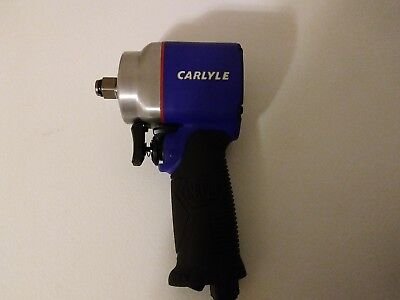 """Carlyle Napa 6-1083 1/2"""" 600 ft. lbs. Snub Nose Impact Wrench"""