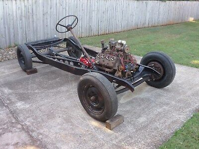 1933/34 Rhd Ford Chassis